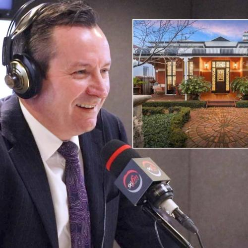 'That's Why I Like Masks, I Can Get Away With Looking At Houses': McGowan Eye-Rolls Report