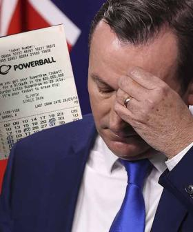 'Oh No, I've Won, How Am I Going To Explain This?' McGowan's Lotto Fright