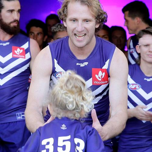 Our Fave Mundy Photos From Freo's Epic Win As He Equals Pav's Club Record