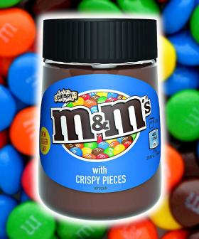 We Just Found Out Crispy M&M's Chocolate Spread Exists In Australia!