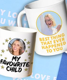 Remind Dad That You're His Favourite With These Personalised Mugs For Father's Day
