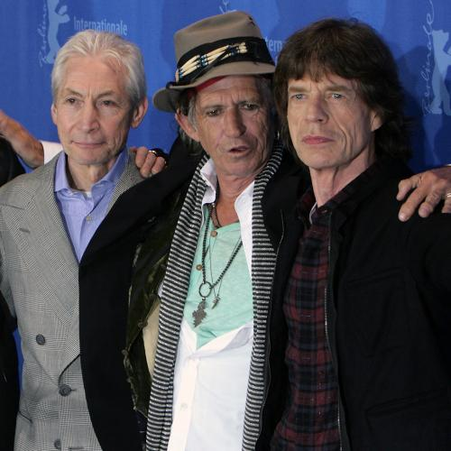 'Let's Have Drink To Charlie!' Rolling Stones Honour Late Bandmate On Stage