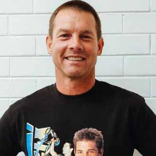Perth Streetwear Label Releases Ben Cousins 'Prince Of Perth' T-Shirt Collection