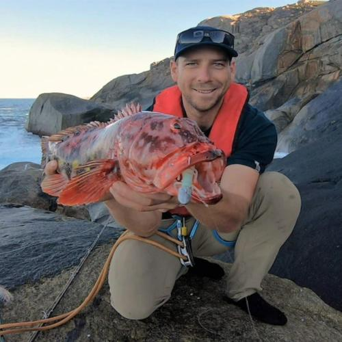 Albany's Extreme Fisher Who Abseils For His Catch Cops YouTube Ban Over 'Animal Cruelty'