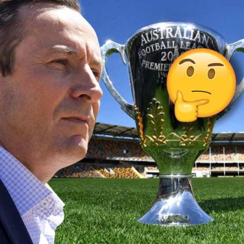 'I Keep Getting Harassed About A Public Holiday': McGowan Answers WA's Burning Question