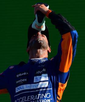 'Can I Swear?': Perth's Daniel Ricciardo Wins Drama-Packed Italian GP