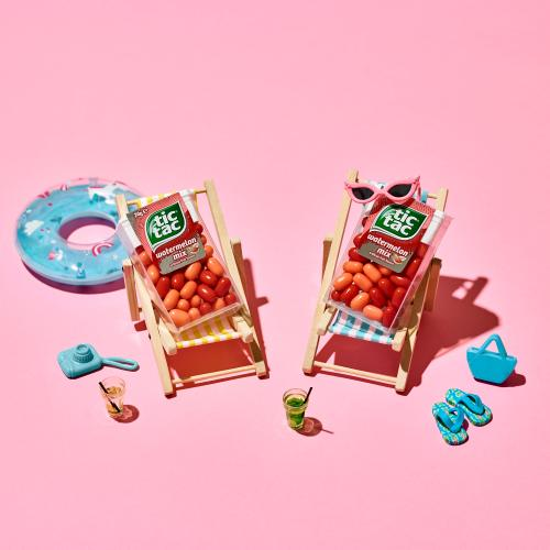 Tic Tac Launches A New Watermelon Flav Just In Time For Summer!