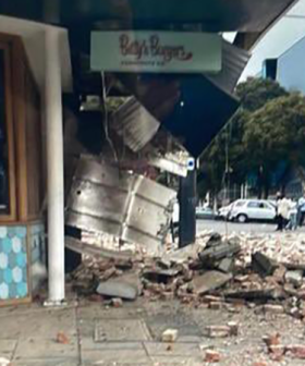 Melbourne Rocked By 6.0 Magnitude Earthquake, Buildings Damaged