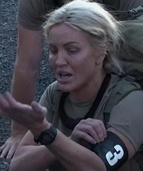 Brynne Edelsten Quits 'SAS Australia' After Just SIX Hours