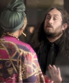 Ross Noble Told Us The Comment That Was Edited Out Of Celebrity Apprentice