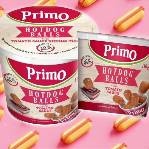 Primo Releases A New Range Of Microwaveable Hot Dog Balls!