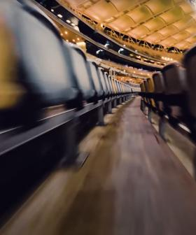 Drone Captures Optus Stadium Like You've Never Seen It… All In One Take