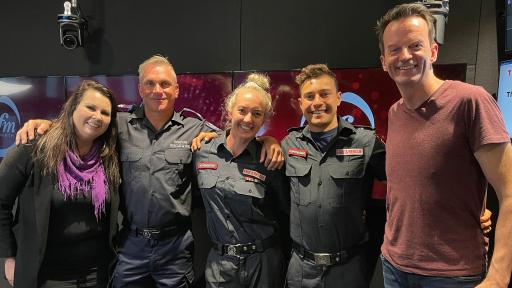 Perth Firefighters are at it again!