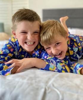 Check Out Telethon's New Limited-Edition Range Of Super Cute PJs For Kids AND Adults!