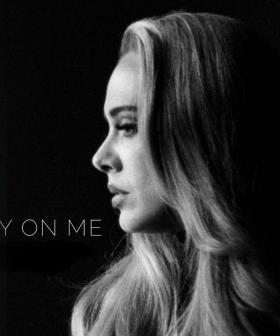 Adele's New Single 'Easy On Me' Shatters Record For 'Most Streams In One Day'
