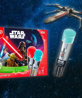 In Possibly The Perfect Collab, Streets Release Star Wars Lightsaber Calippo