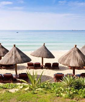 Despite Lack Of International Flights, Bali Reopens To Tourists