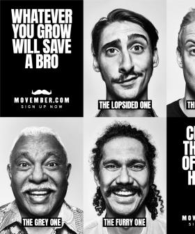 Help Change The Face Of Men's Health, And Let's Do Our Part For Movember This Year