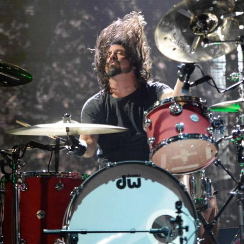 'They Can Do No Wrong': Dave Grohl Wants To Drum With ABBA