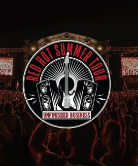 Win Tickets To The RED HOT SUMMER TOUR 2022!