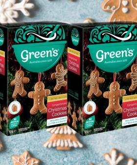 Green's Release Limited Edition Gingerbread Christmas Cookie Kits!