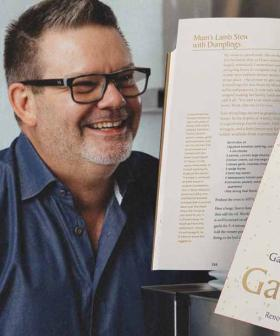 We Spotted Something Essential Missing From Gary Mehigan's New Cookbook
