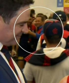 Victorian Grand Final Footy Fans Jailed In WA For Breaching Border Rules