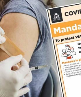 Mandatory Vaccination Policy Extended Across More Industries, Includes WA Parliament