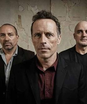 Mark Seymour Can't Believe He Got Young Men To Yell THIS During H&C Gigs