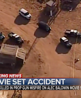 Alec Baldwin Fatally Shoots Crew Member During Prop Gun Mishap On Set Of New Movie