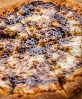 Domino's Release A Limited-Edition Cheesy Vegemite Pizza