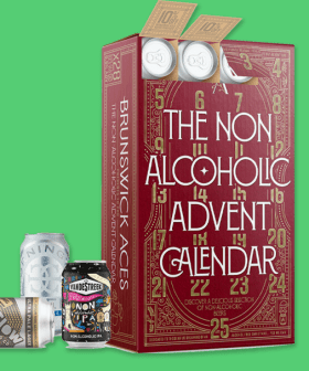 This Aussie Joint Has Released A Non-Alcoholic Advent Calendar For Christmas
