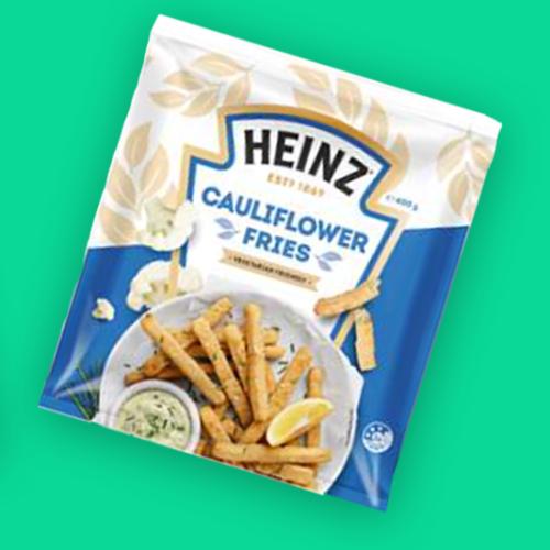 Heinz's New Frozen Cauliflower Chips Have Divided The Internet