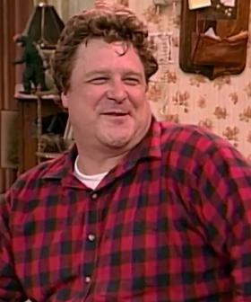 John Goodman Almost Unrecognisable In Pic From Set Of 'The Connors'